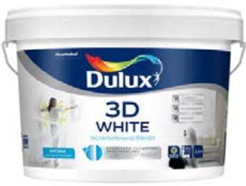 3D white