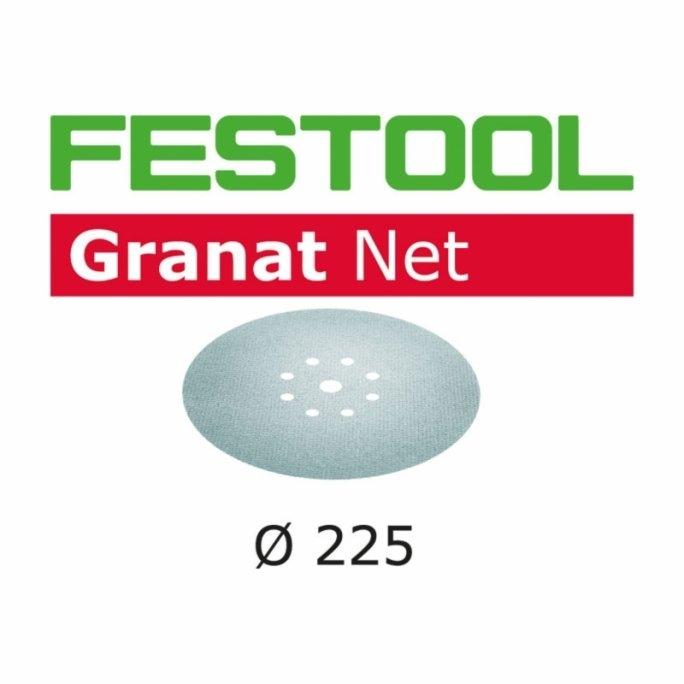Шлифовальные круги Granat Net