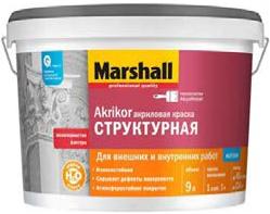 Akrikor Структурная Структурная акриловая краска для внешних и внутренних работ