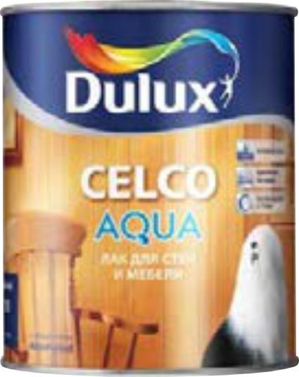 Celco Aqua Лак для стен и мебели