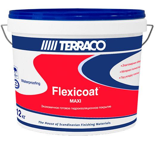 Flexicoat Maxi акриловое гидроизоляционное покрытие