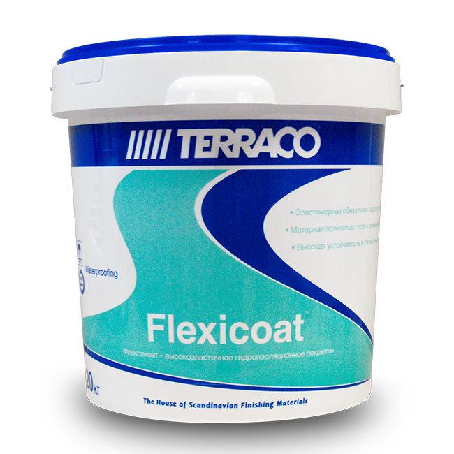 Flexicoat акриловое гидроизоляционное покрытие