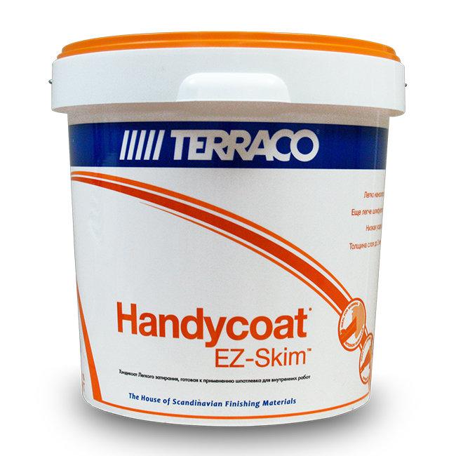 Handycoat EZ-Skim Финишная шпатлевка легкого затирания для внутренних работ