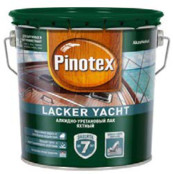 Lacker Yacht Яхтный алкидно-уретановый лак