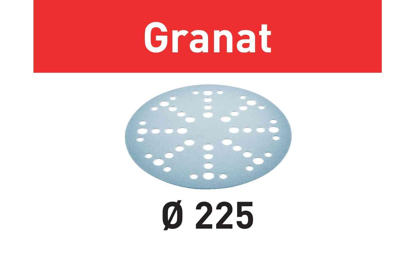 Шлифовальные круги Granat STF