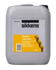 Sikkens Alpha Aquafix Стабилизирующий грунт для внутренних и наружных работ