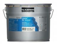 Sikkens Alpha BL Ground Глубокоматовая грунтовочная краска (грунт-покрытие) для стен и потолков