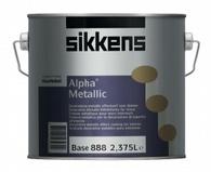 Sikkens Alpha Metallic Декоративная краска с металлическим эффектом для стен