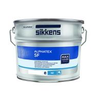 Sikkens Alphatex SF Глубокоматовая краска для стен и потолков