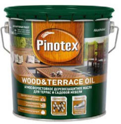 Wood & Terrace Oil