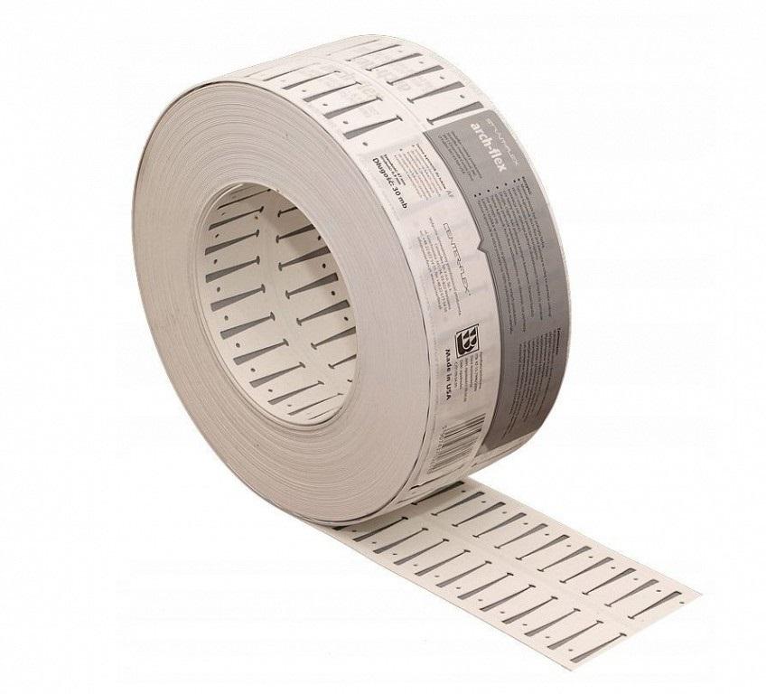 Лента для обработки радиусных поверхностей как во внутренних и в наружных углах Arch - Flex