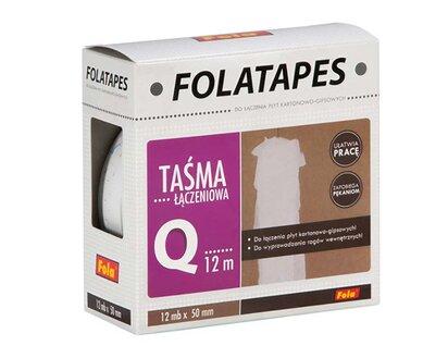 Угловая лента для гипсокартонных панелей Q Folatapes